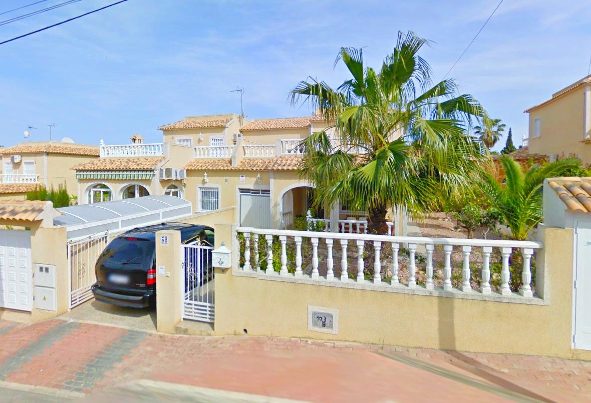 Парный дом в Los Balcones, Торревьеха