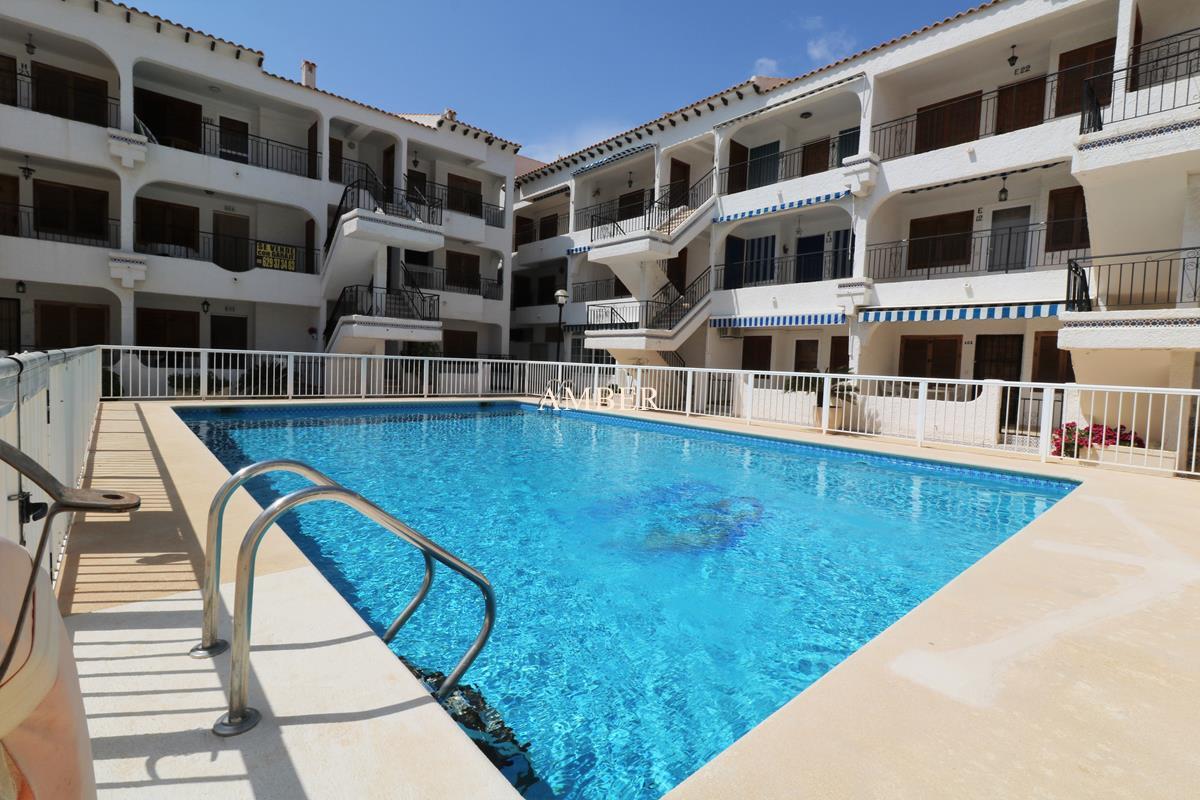 Apartamento junto al mar Los Naufragos, Torrevieja