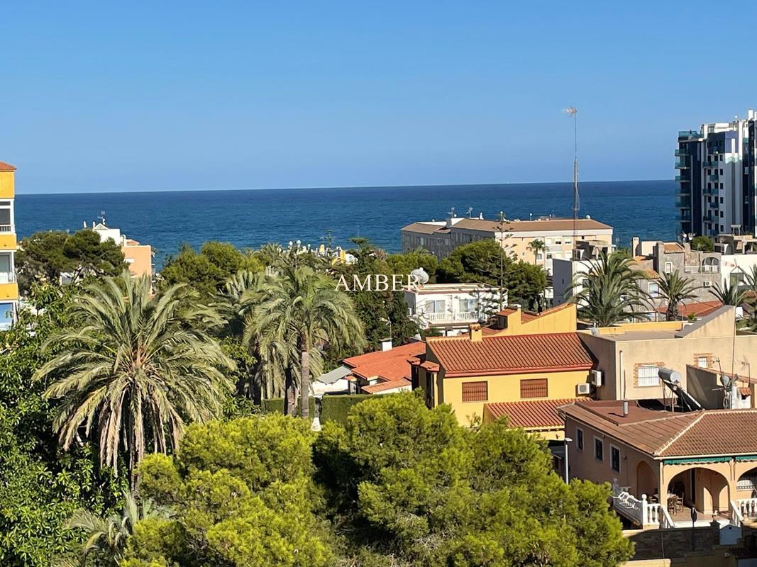 Sea View Apartment Punta Prima, Torrevieja
