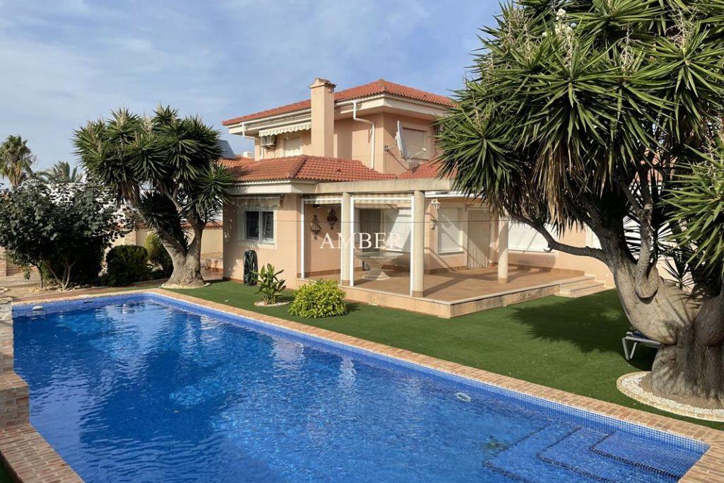 Luxury Detached Villa Torreta Florida